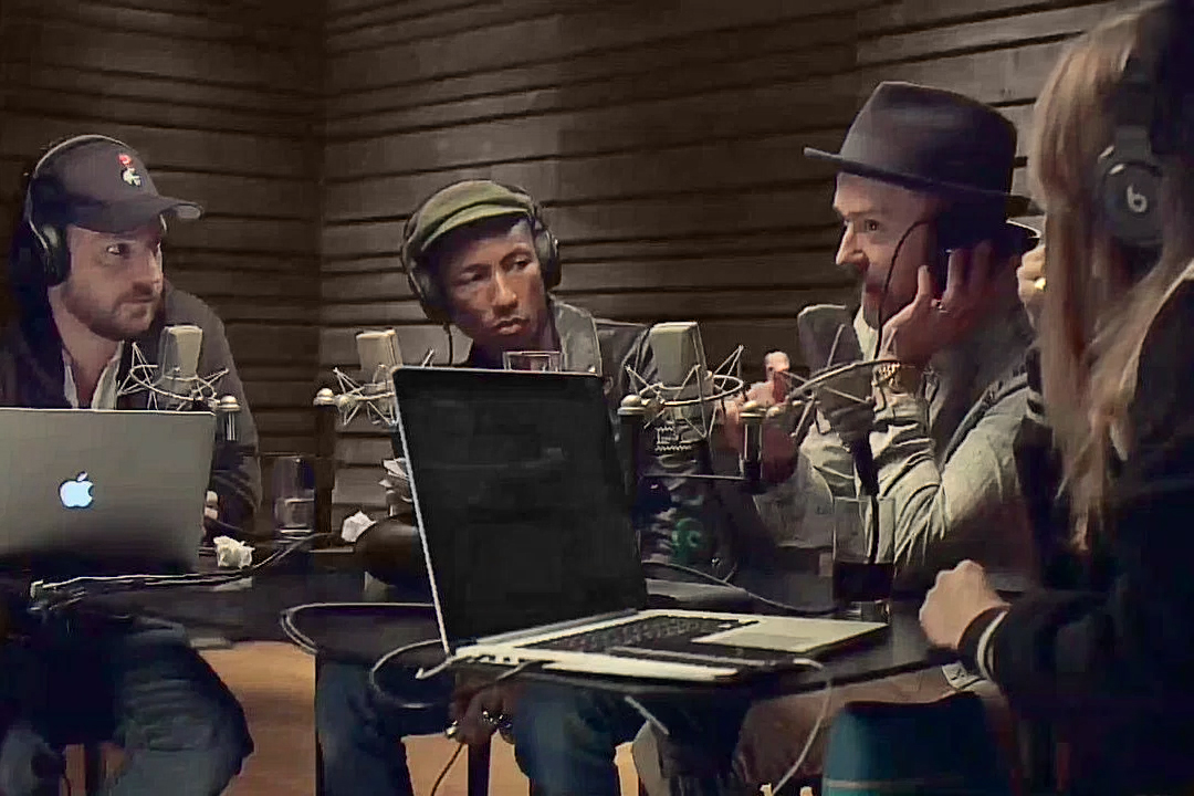 Pharrell Williams & Scott Vener Launch OTHERtone on Beats 1 Radio