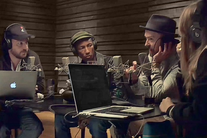 Pharrell Williams & Scott Vener Launch OTHERtone on Beats 1 Radio