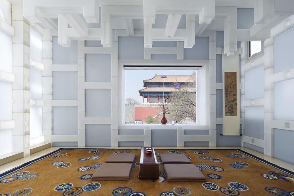 Beijing Tea House by Kengo Kuma Associates