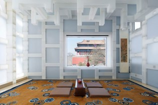 Beijing Tea House by Kengo Kuma Associates