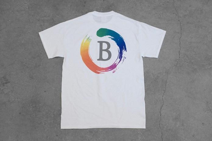 BEINGHUNTED Colorwheel Logo T-Shirt