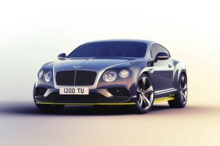 Bentley Pays Tribute to the Breitling Jet Team With a Limited Edition Continental GT Speed