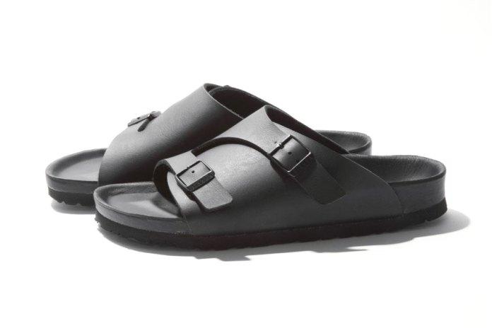 "Birkenstock for BEAUTY & YOUTH Zurich ""Black"" Sandals"