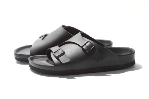 "Birkenstock for BEAUTY & YOUTH Zurich ""Black"" Sandals"