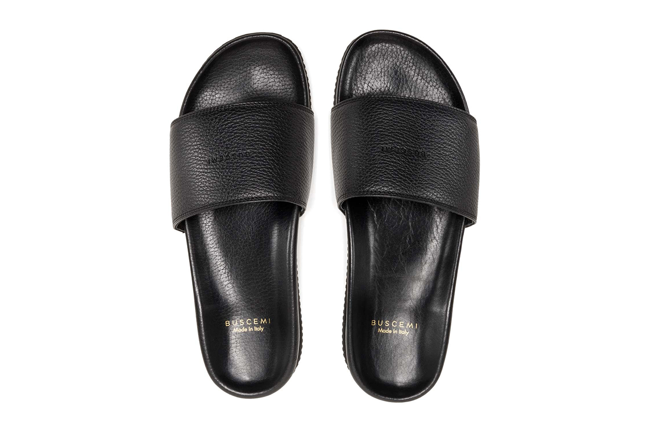 """BUSCEMI 2015 Spring/Summer """"Permanent Vacation"""" Slides"""