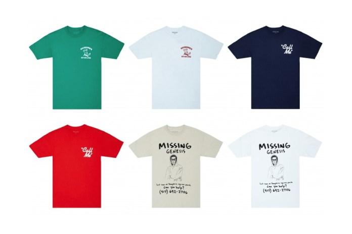 Call Me 917 2015 Summer T-Shirts