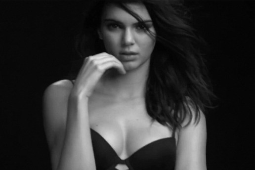 Calvin Klein Underwear 2015 Fall/Winter Video Starring Kendall Jenner, Joan Smalls, Isabeli Fontana & Edita Vilkeviciute