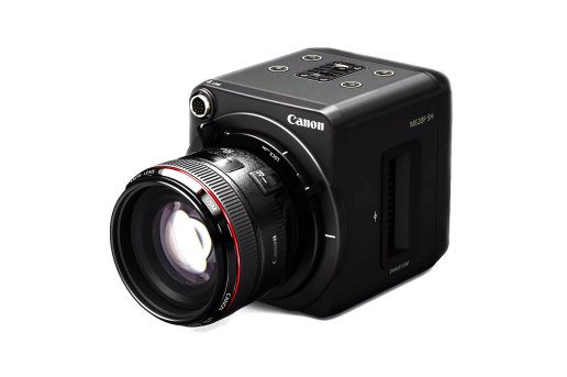 Canon Has Released a Video Camera That Goes to 4,000,000 ISO