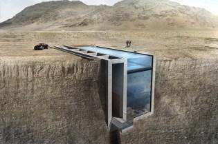 Casa Brutale Cliffside Concept by OPA