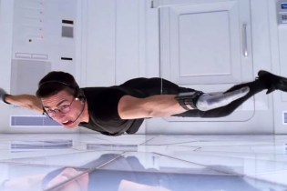 Watch This Compilation of Tom Cruise's Insane 'Mission: Impossible' Stunts