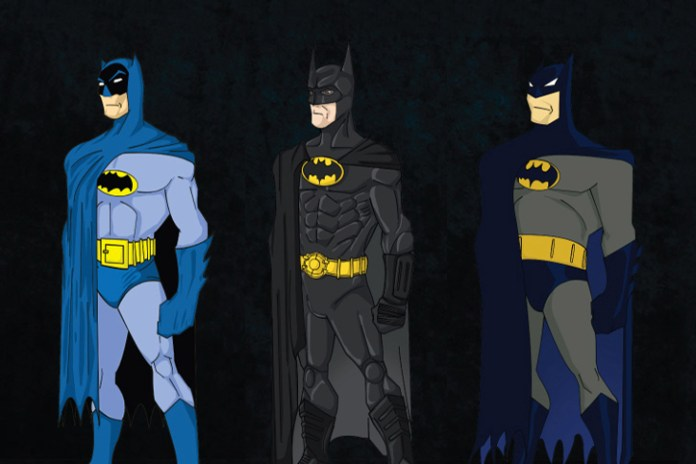 Check out Every Suit Batman Has Ever Worn on Screen