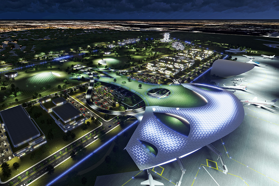 Commercial Spaceport Approved for Houston