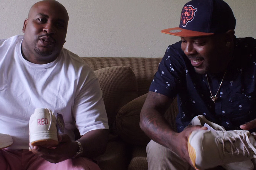 Watch Compton Gang Members Discuss the Kendrick Lamar x Reebok Ventilator