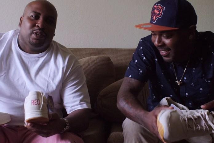 Watch Compton Gang Members Discuss the Kendrick Lamar x Reebok Ventilator