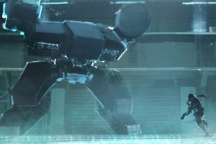 Concept Artist Lap Pun Cheung Reimagines Classic 'Metal Gear Solid' Scenes