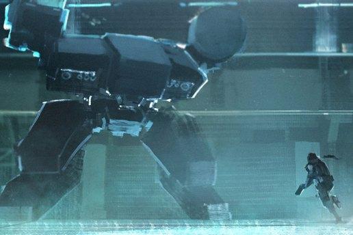 Concept Artist Lap Pun Cheung Reimagines Classic 'Metal Gear Solid' Scenes