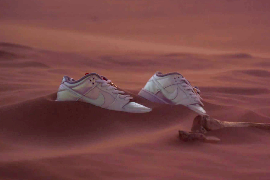 """Concepts Promotes Its Nike SB """"Grail"""" Collaboration With Cryptic Video Teaser"""