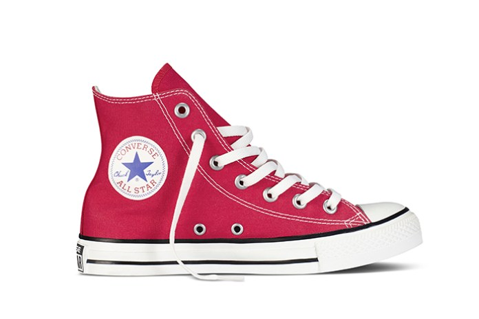 Converse and the Chuck Taylor: How it All Came to Be