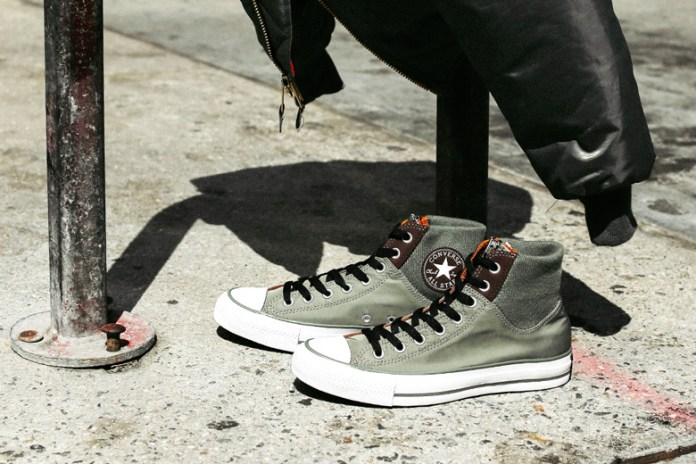 "Converse Chuck Taylor All Star MA-1 Zip ""Nylon"" Pack"