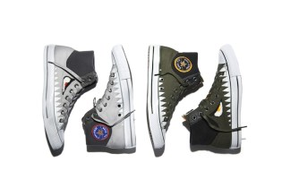 "Converse Chuck Taylor All Star MA-1 Zip ""Shark"" Pack"