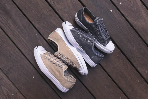 "Converse Jack Purcell ""Wool Canvas"" Pack"