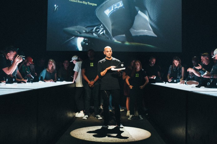 Converse Unveils Chuck Taylor II in Boston