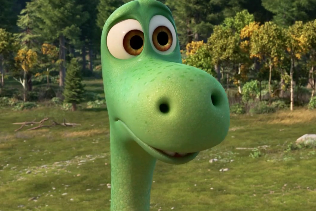 Disney Pixar's 'The Good Dinosaur' Official Trailer