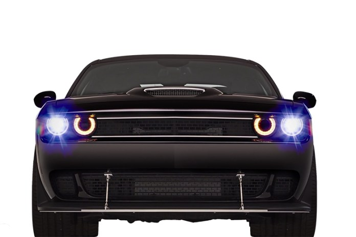 Dodge Challenger Hellcat X Is a Triplecharged 805 Horsepower Monster