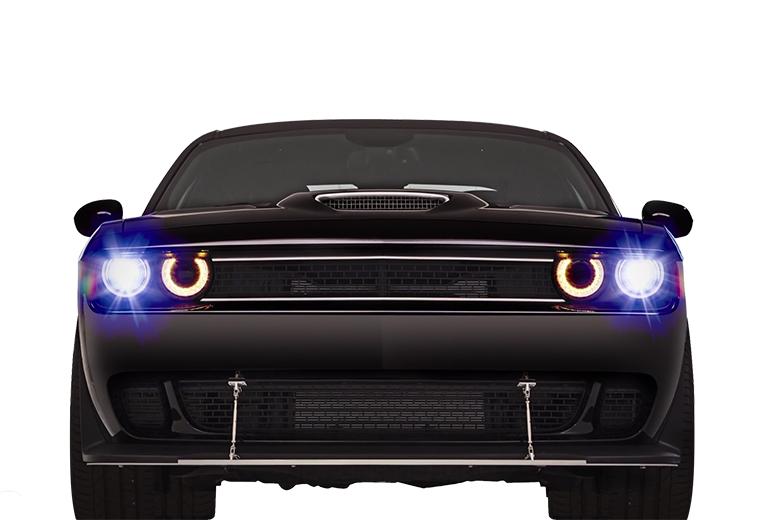 Dodge Challenger Hellcat X Is a Triplecharged 805 Horsepower Monster