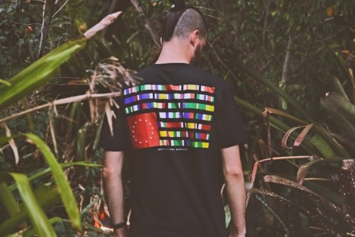 "Don't Trust Anyone DTA x Black Scale 2015 ""The illumiNATION"" Summer Lookbook"