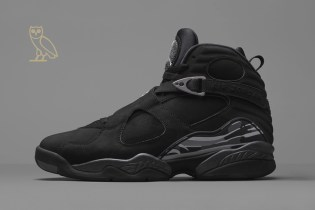 "Drake to Release Air Jordan 8 ""OVO""?"