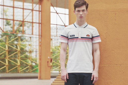 Ellesse Heritage 2015 Spring/Summer Lookbook