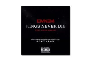 Eminem Featuring Gwen Stefani - Kings Never Die