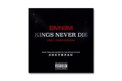 Eminem Featuring Gwen Stefani - Kings Never Die