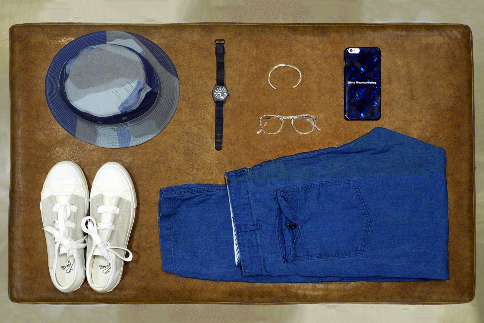 Essentials: Jun Lee of Archiv
