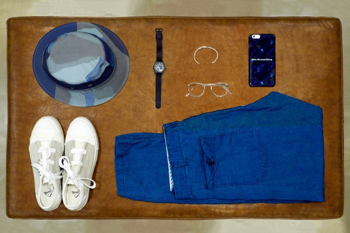 Essentials: Jun Lee of Archiv