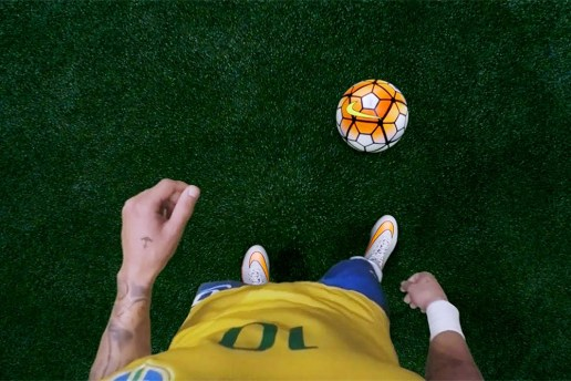 Experience What It's Like to Be Neymar With Nike's Latest VR Experience