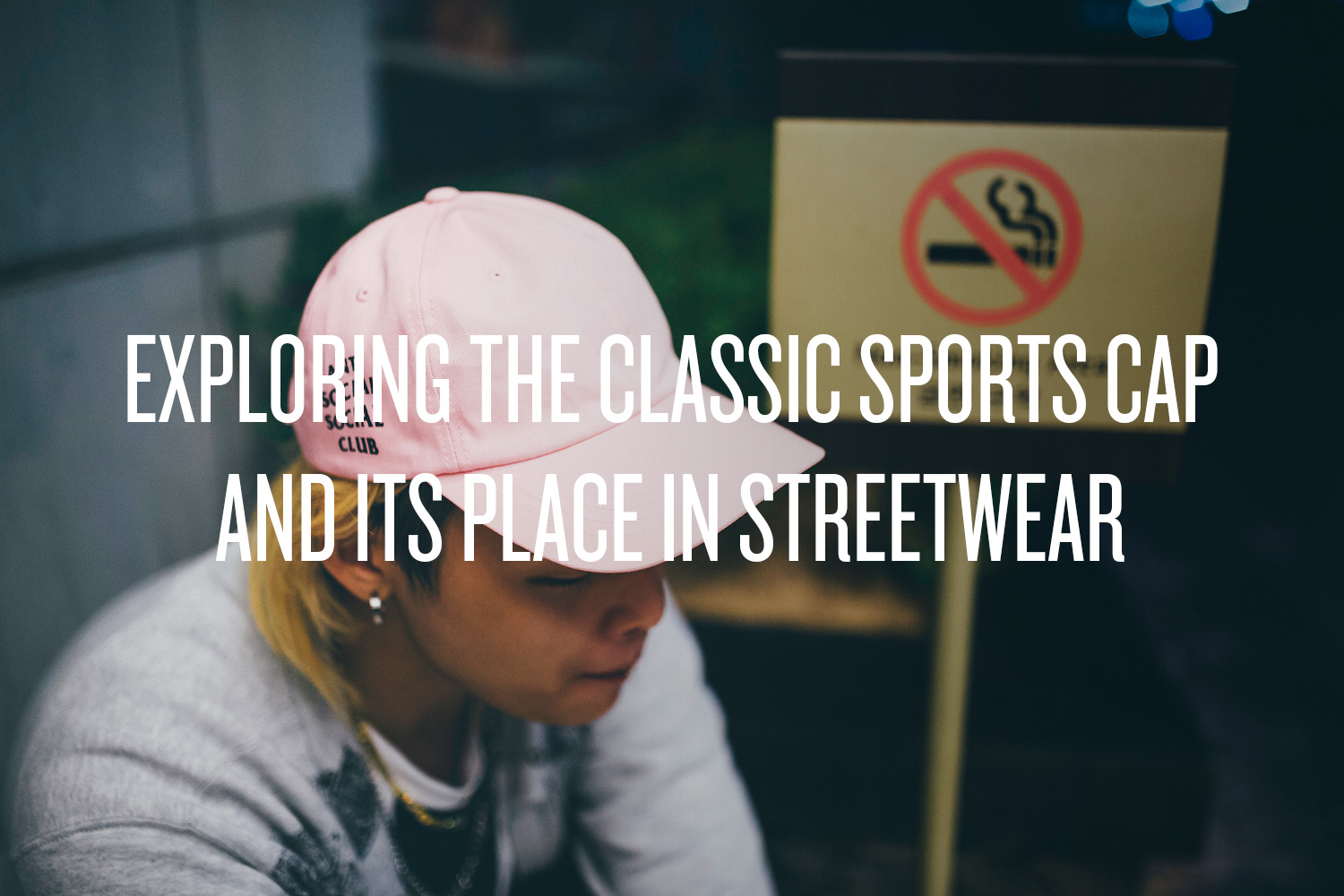 Exploring the Classic Sports Cap and Its Place in Streetwear