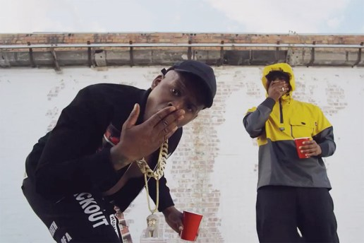 """Fekky Featuring Skepta """"Way Too Much"""" Music Video"""