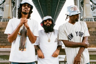 "Flatbush Zombies x kief. ""FBZ"" Bucket Hat"