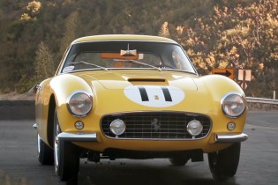 Follow the 1960 Ferrari 250 GT SWB as It Rumbles Through Southern California