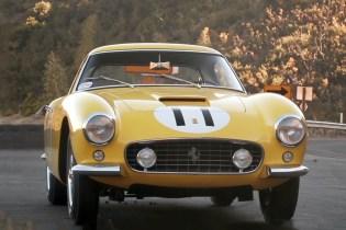 Follow the 1960 Ferrari 250 GT SWB as It Rumbles Through Southern California