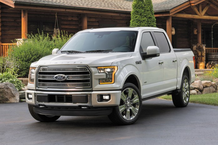 Ford Releases Its Most Expensive Luxury Pickup Truck Yet