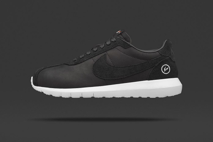 """fragment design x NikeLab Roshe LD-1000 """"Black"""""""