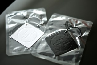 fragment design x retaW ALLEN* Fragrance Car Tag