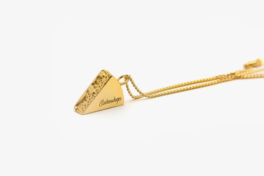 Frank 151 x Cakeshop Seoul 16 Karat Gold Plated Necklace