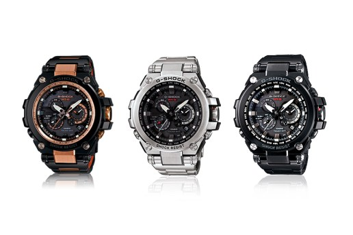 G-Shock MT-G Metal Twisted Collection