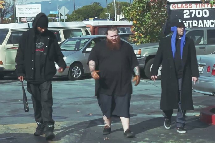 "Gangrene (The Alchemist & Oh No) Featuring Action Bronson ""Driving Gloves"" Music Video"