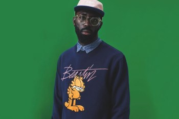 Garfield x BEASTIN' 2015 Spring/Summer Capsule Collection