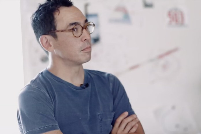 Geoff McFetridge Discusses His Rise to Fame, Creative Process & More